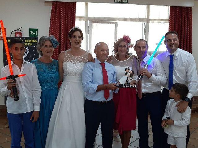 La boda de Daniel y Diana en Rota, Cádiz 1
