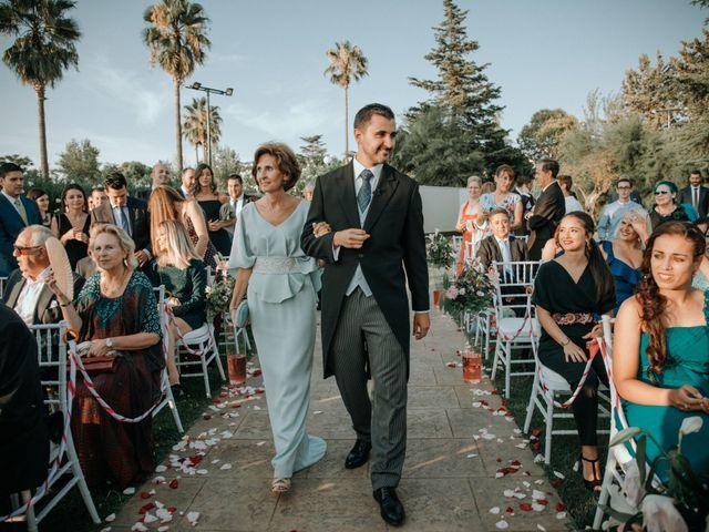 La boda de Ángel y Soraya en Cáceres, Cáceres 47
