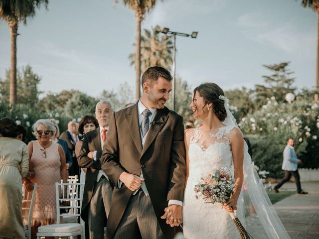 La boda de Ángel y Soraya en Cáceres, Cáceres 52