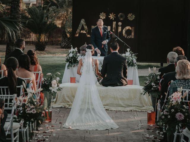La boda de Ángel y Soraya en Cáceres, Cáceres 53