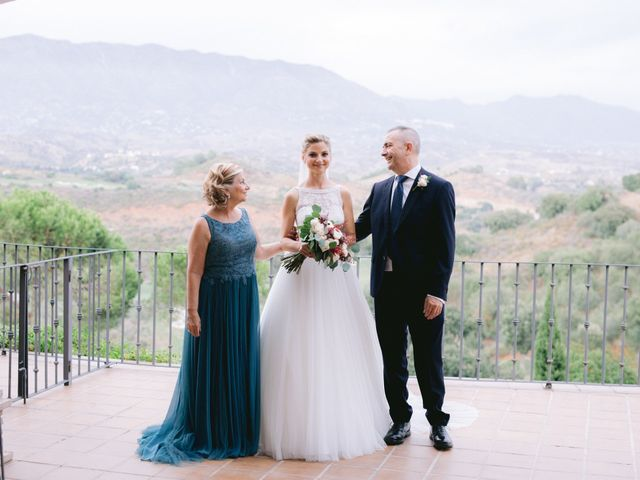 La boda de Gerardo y Mariana en Mijas Costa, Málaga 65