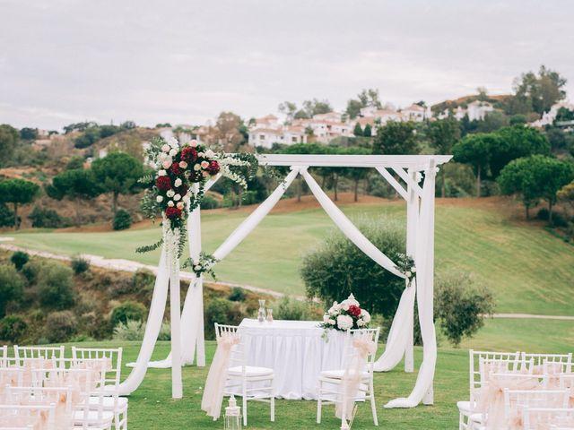 La boda de Gerardo y Mariana en Mijas Costa, Málaga 68