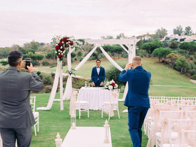 La boda de Gerardo y Mariana en Mijas Costa, Málaga 70