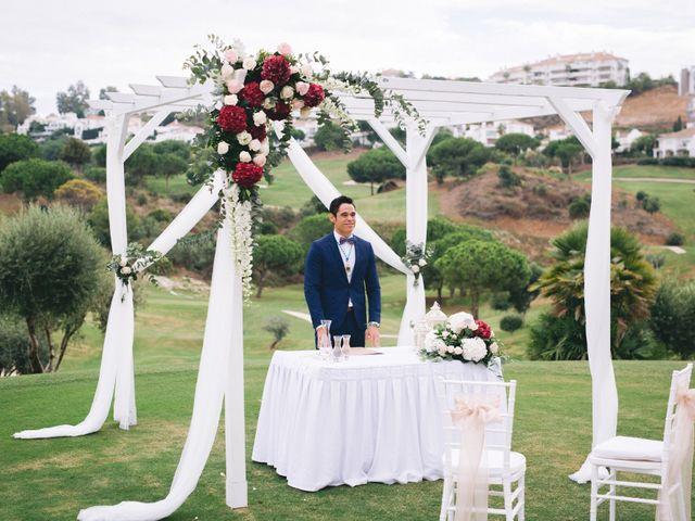 La boda de Gerardo y Mariana en Mijas Costa, Málaga 72
