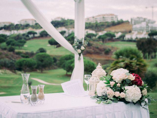 La boda de Gerardo y Mariana en Mijas Costa, Málaga 77