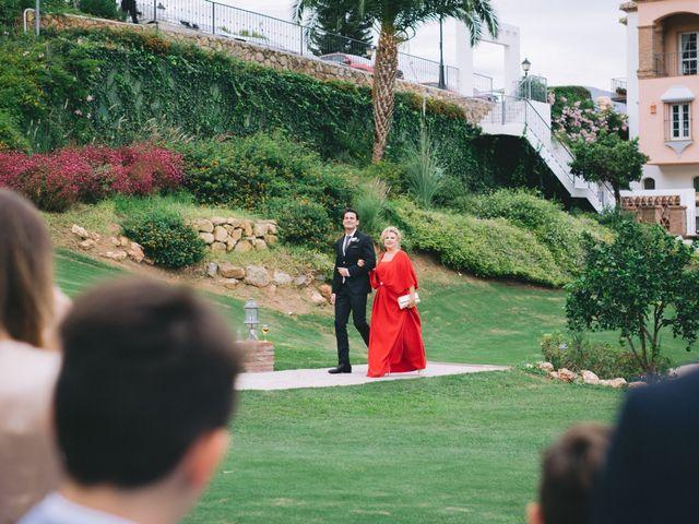 La boda de Gerardo y Mariana en Mijas Costa, Málaga 78