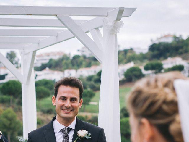 La boda de Gerardo y Mariana en Mijas Costa, Málaga 86