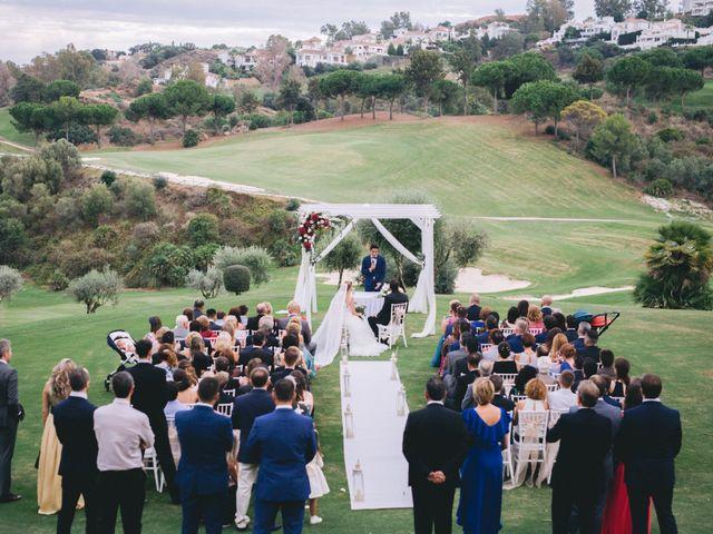 La boda de Gerardo y Mariana en Mijas Costa, Málaga 90