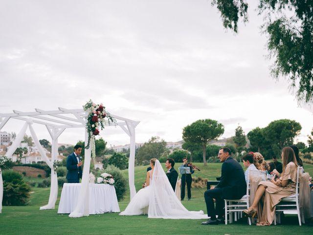 La boda de Gerardo y Mariana en Mijas Costa, Málaga 95