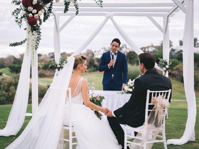 La boda de Gerardo y Mariana en Mijas Costa, Málaga 96
