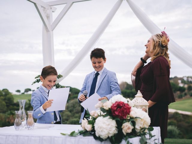La boda de Gerardo y Mariana en Mijas Costa, Málaga 97