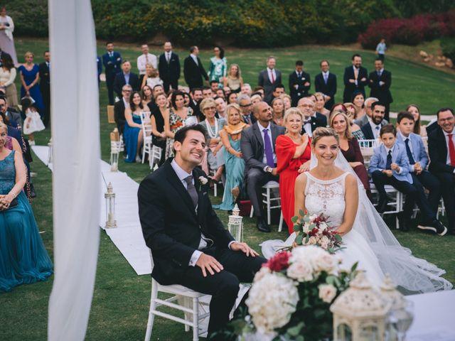 La boda de Gerardo y Mariana en Mijas Costa, Málaga 106