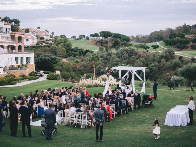 La boda de Gerardo y Mariana en Mijas Costa, Málaga 109