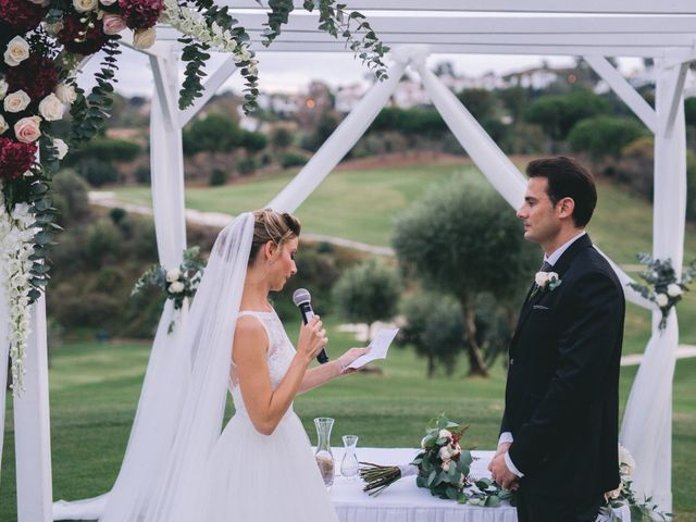 La boda de Gerardo y Mariana en Mijas Costa, Málaga 111