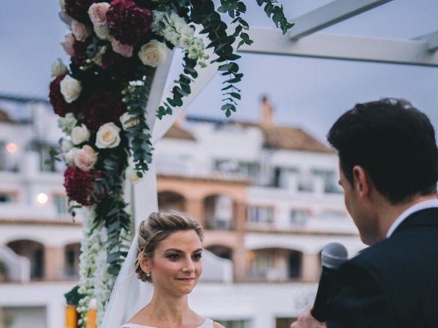 La boda de Gerardo y Mariana en Mijas Costa, Málaga 112