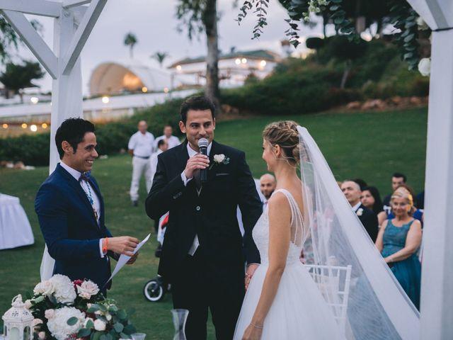 La boda de Gerardo y Mariana en Mijas Costa, Málaga 114