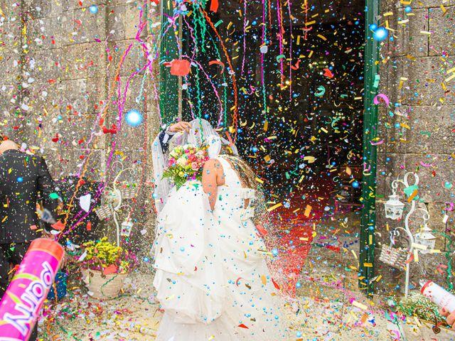 La boda de Carlos Villa y Yolanda Rodríguez en Negreira, A Coruña 4