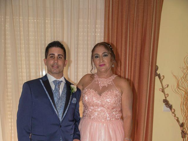 La boda de Daniel y Soraya en Estepona, Málaga 6