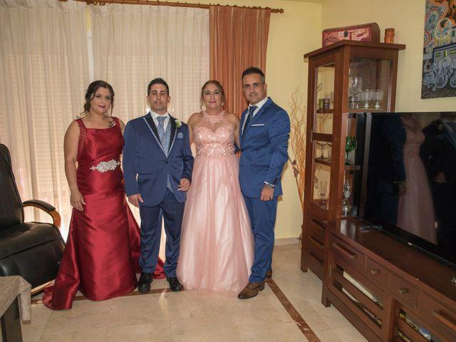 La boda de Daniel y Soraya en Estepona, Málaga 7
