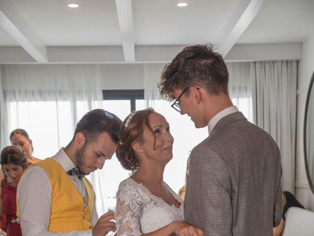 La boda de Daniel y Soraya en Estepona, Málaga 13