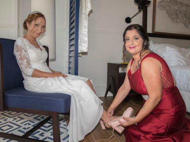 La boda de Daniel y Soraya en Estepona, Málaga 14