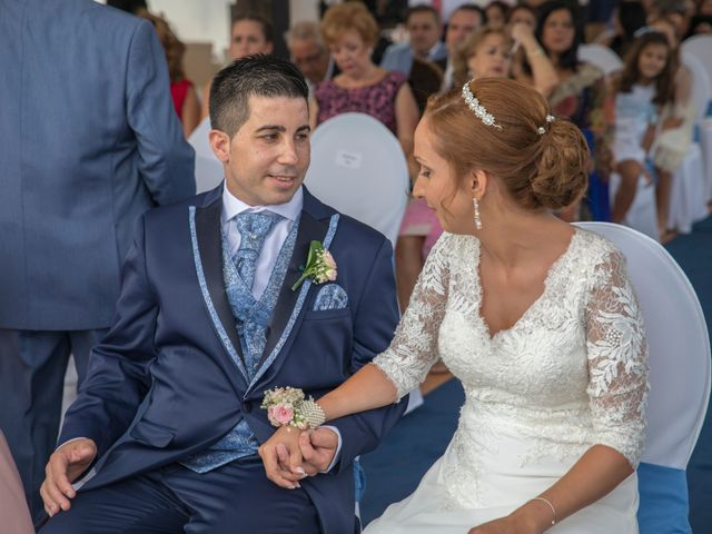 La boda de Daniel y Soraya en Estepona, Málaga 19