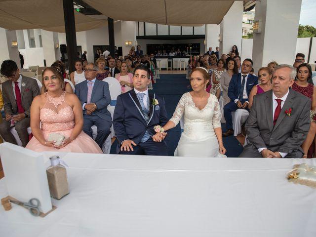 La boda de Daniel y Soraya en Estepona, Málaga 20