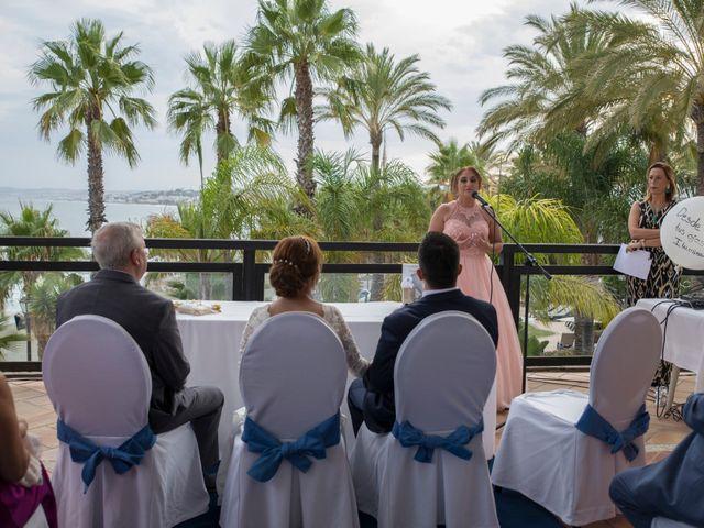 La boda de Daniel y Soraya en Estepona, Málaga 21