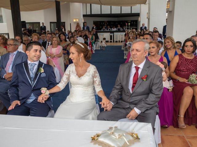 La boda de Daniel y Soraya en Estepona, Málaga 22