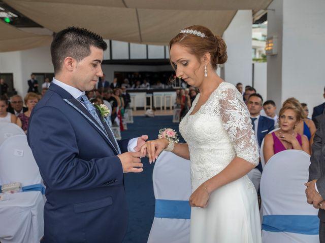 La boda de Daniel y Soraya en Estepona, Málaga 23
