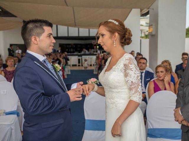 La boda de Daniel y Soraya en Estepona, Málaga 24