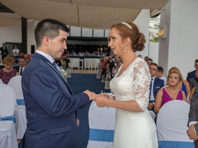 La boda de Daniel y Soraya en Estepona, Málaga 25