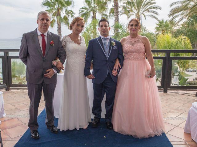 La boda de Daniel y Soraya en Estepona, Málaga 27
