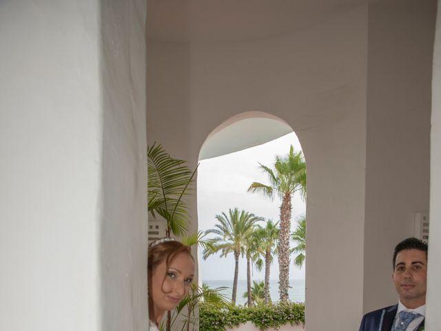 La boda de Daniel y Soraya en Estepona, Málaga 28