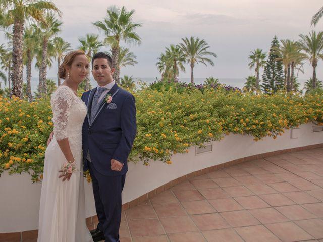 La boda de Daniel y Soraya en Estepona, Málaga 29