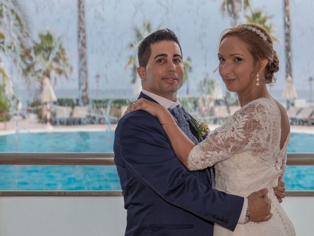 La boda de Daniel y Soraya en Estepona, Málaga 33