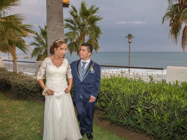 La boda de Daniel y Soraya en Estepona, Málaga 36