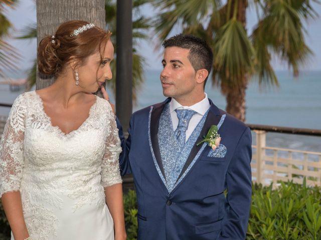 La boda de Daniel y Soraya en Estepona, Málaga 37