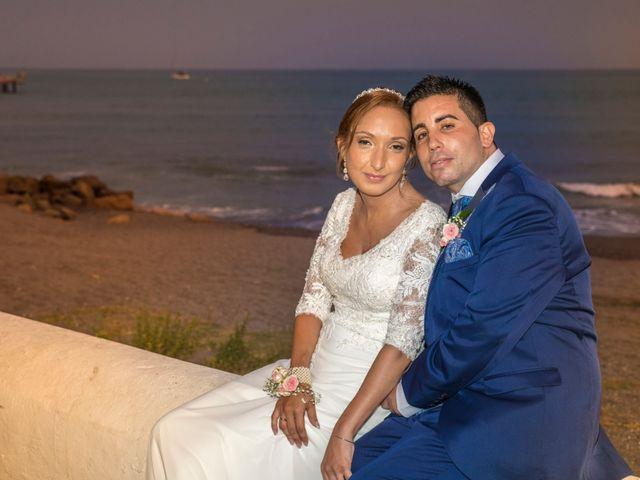 La boda de Daniel y Soraya en Estepona, Málaga 39