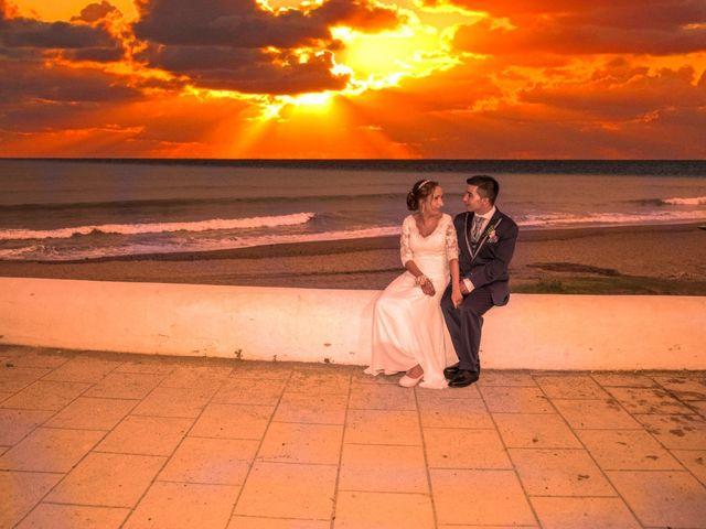 La boda de Daniel y Soraya en Estepona, Málaga 1