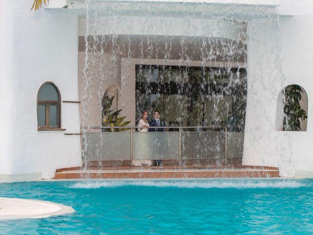La boda de Daniel y Soraya en Estepona, Málaga 49