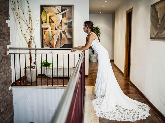 La boda de Lydia y Ángel en Vila-real/villarreal, Castellón 35