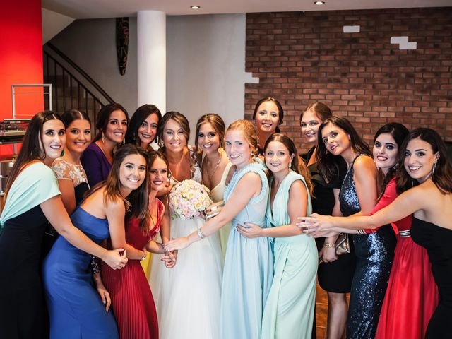 La boda de Lydia y Ángel en Vila-real/villarreal, Castellón 47