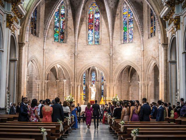 La boda de Lydia y Ángel en Vila-real/villarreal, Castellón 55