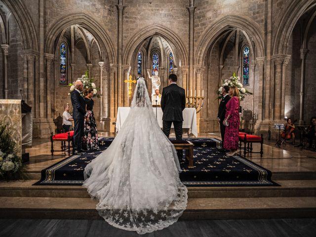 La boda de Lydia y Ángel en Vila-real/villarreal, Castellón 62