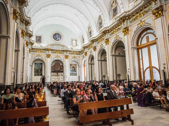 La boda de Lydia y Ángel en Vila-real/villarreal, Castellón 63