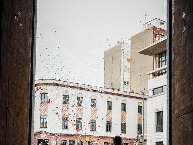 La boda de Lydia y Ángel en Vila-real/villarreal, Castellón 68