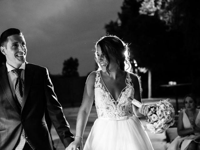 La boda de Lydia y Ángel en Vila-real/villarreal, Castellón 82