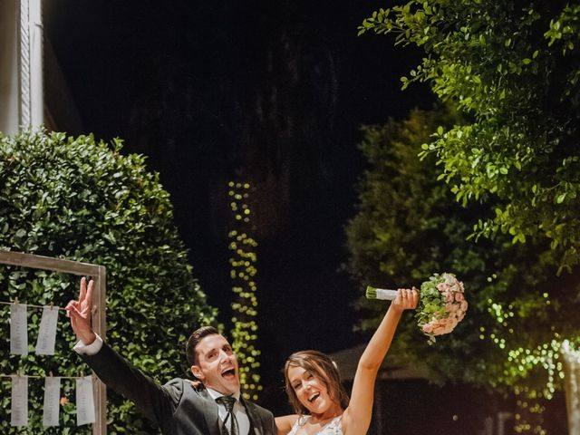 La boda de Lydia y Ángel en Vila-real/villarreal, Castellón 98