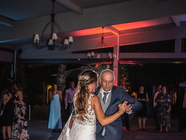 La boda de Lydia y Ángel en Vila-real/villarreal, Castellón 124
